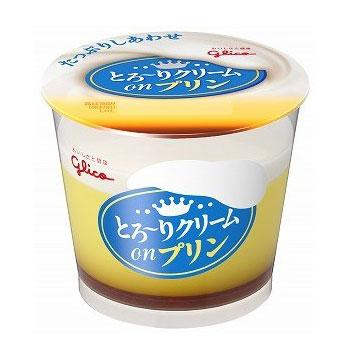 とろ~りクリームonプリン 210g