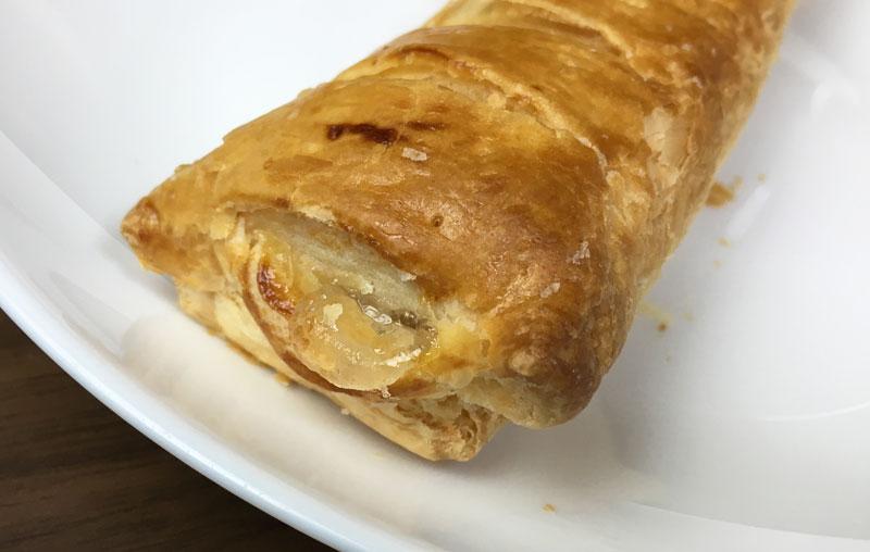 和梨のジャム&ミルククリームスティックパイ