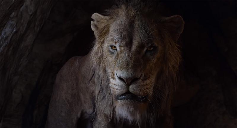 ライオン・キング スカー
